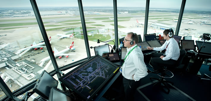 Air traffic control assessment goes online