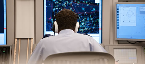 NATS provides an enhanced capability and significant cost savings in military air traffic management.
