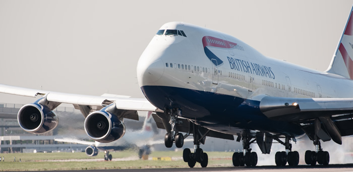 TBS on track to save 80,000 minutes of delay at Heathrow