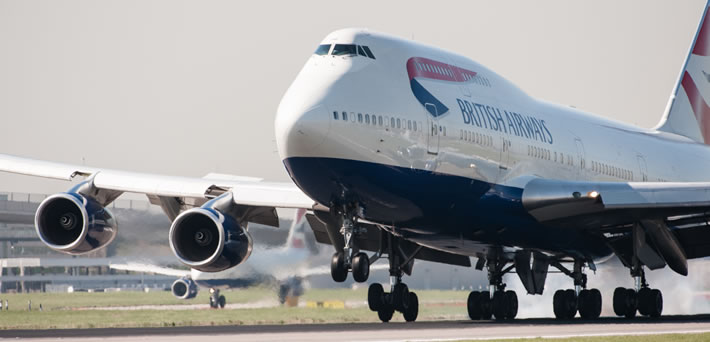 'Time based separation' at Heathrow a world first