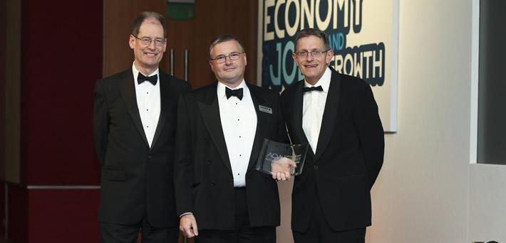 Green flight efficiency project wins award