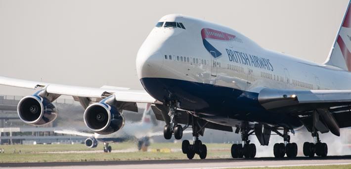 Optimised transatlantic flight trial begins