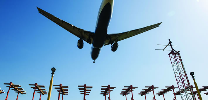 NATS Records April Rise in Air Traffic