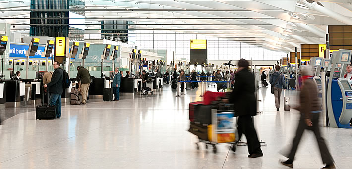 Airport operational performance a priority for millions of passengers