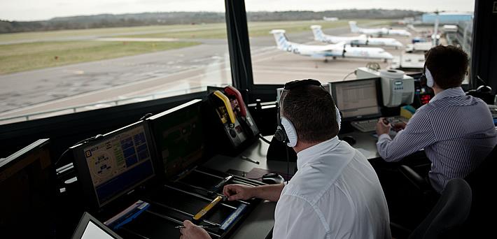 NATS ATC staff working despite European action