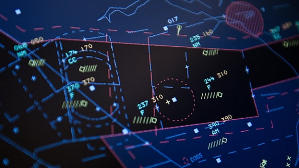 Record low delays for air traffic control in 2012
