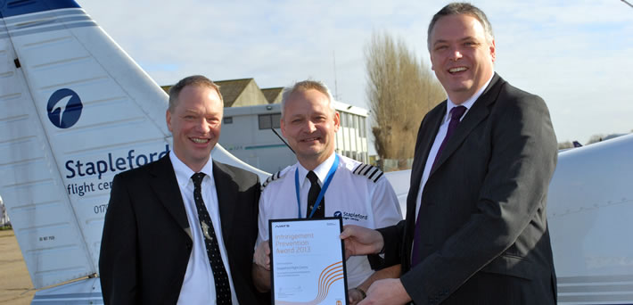 Award recognises infringement prevention
