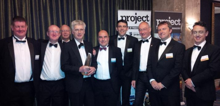 NATS wins 'Project of the Year' award