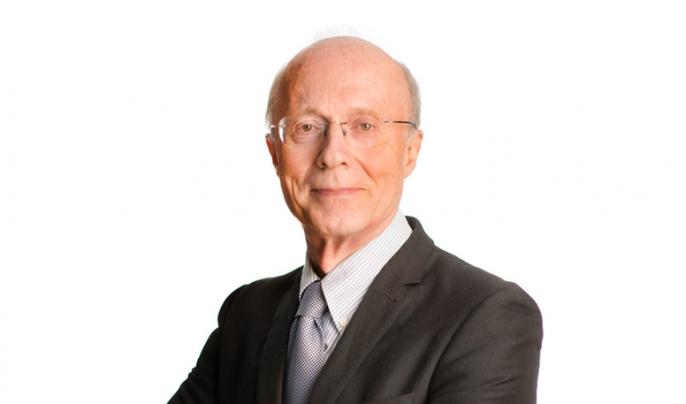 Dr Harry Bush CB