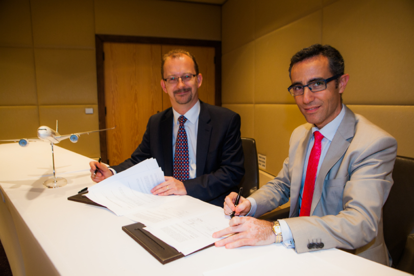 NATS signs agreement with Airbus ProSky