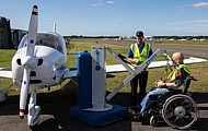Pilots with Physical Disability