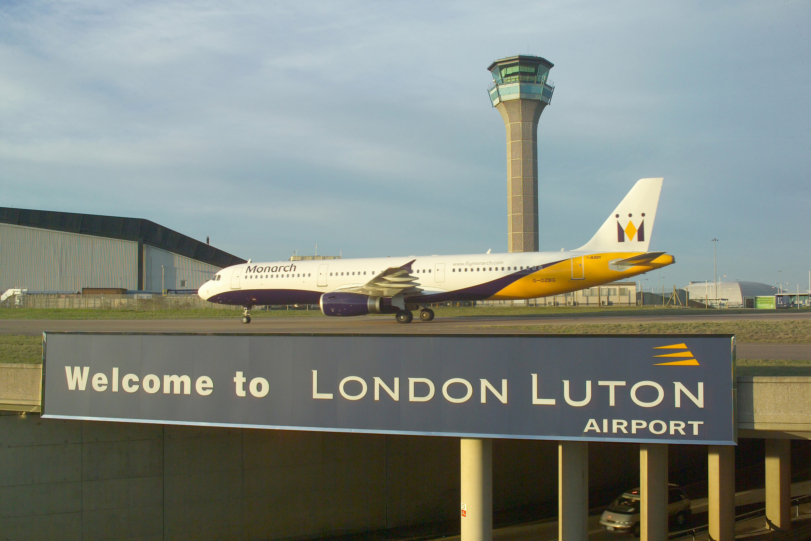 London Luton Airport extends NATS contract