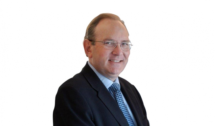 Nigel Fotherby, Finance Director