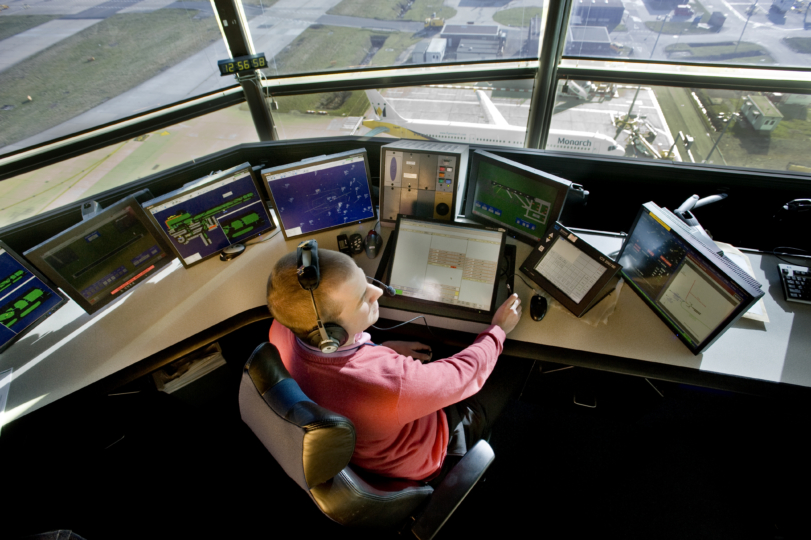 World record for NATS controllers at Gatwick Airport
