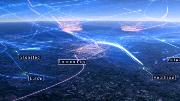 Heathrow holding times on the decline thanks to new technology