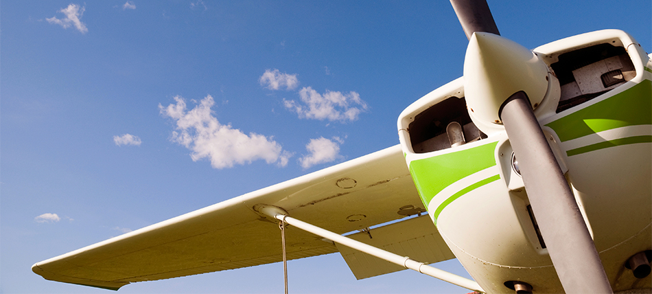 is a joint partnership project aiming to enhance flight safety by improving the visibility of general aviation pilots.