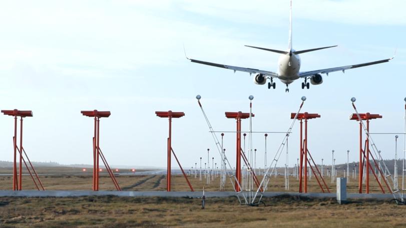 NATS designs new Sweden navigation procedures
