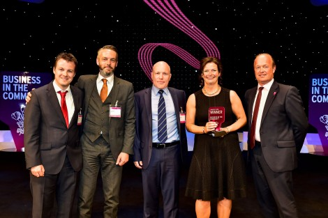 NATS wins Responsible Business Award
