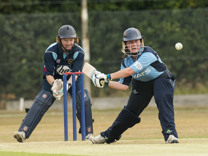 NATS sponsors RAF ladies cricket tour in Australia