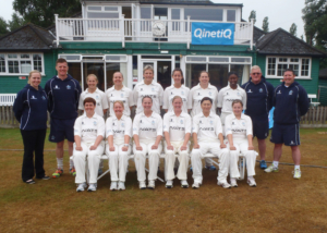 RAF Ladies Cricket Team