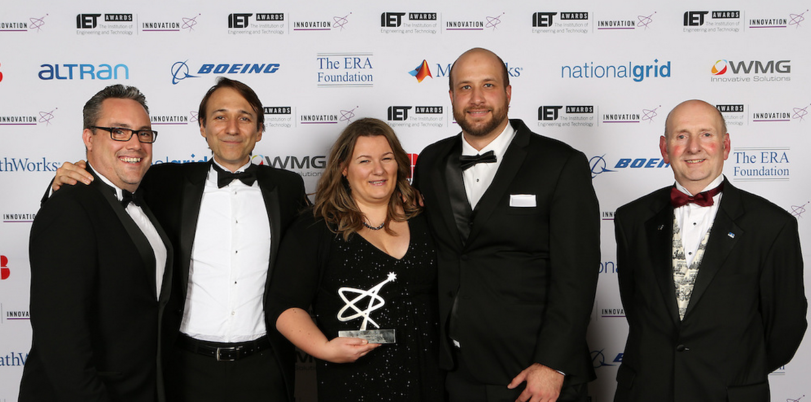 Air traffic partners win innovation award