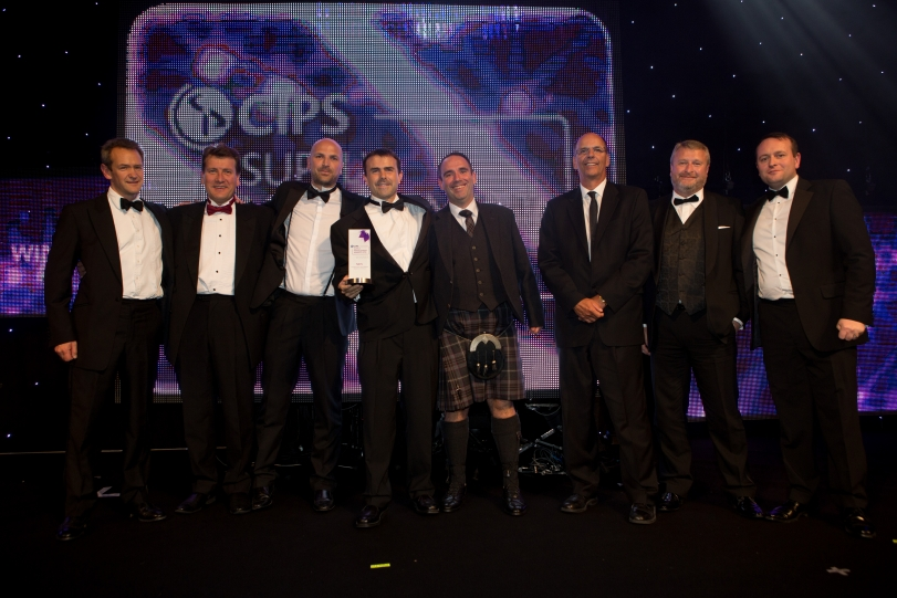 NATS wins Supply Chain management award