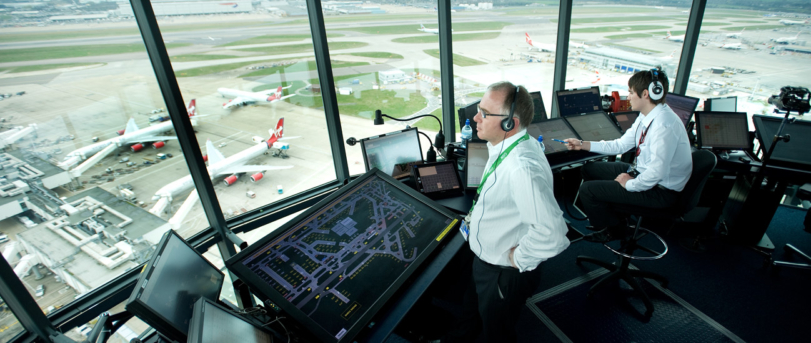 Arrival Manager improvements benefit arrivals into London Heathrow Airport