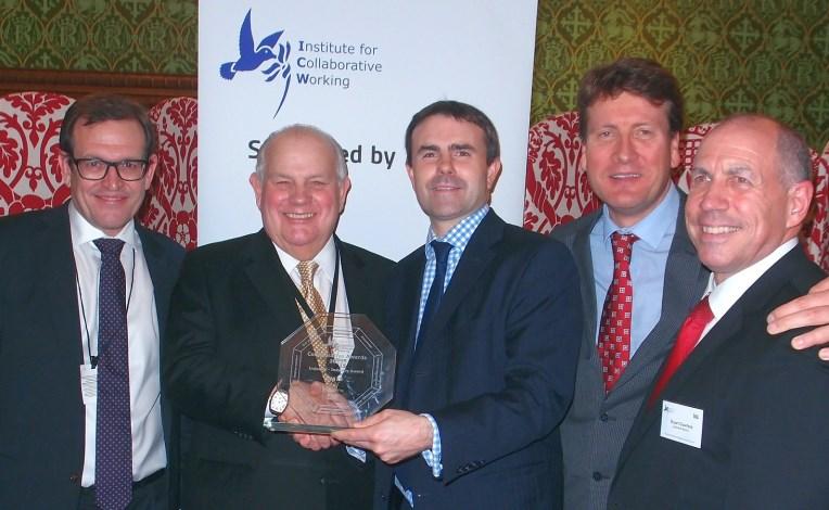 Collaborative award win for NATS' Supply Chain