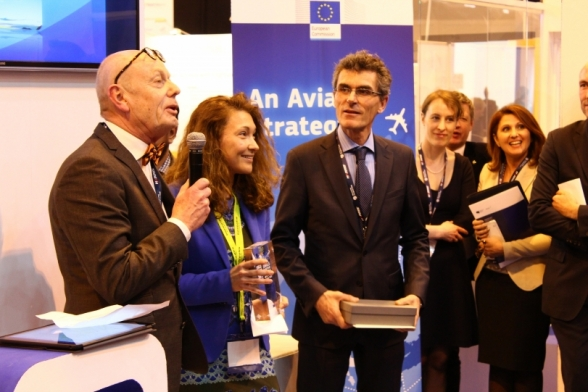Borealis Alliance Free Route Airspace programme scoops major award from European Commission