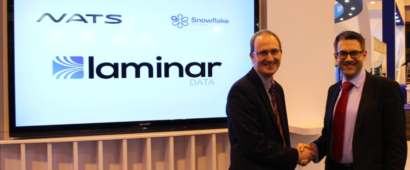 NATS signs multi-year agreement with Snowflake for Laminar Data platform
