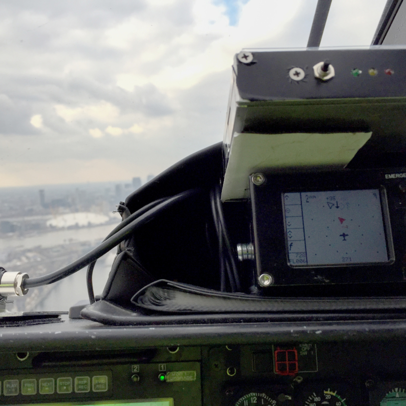 NATS trials new safety beacon for general aviation pilots
