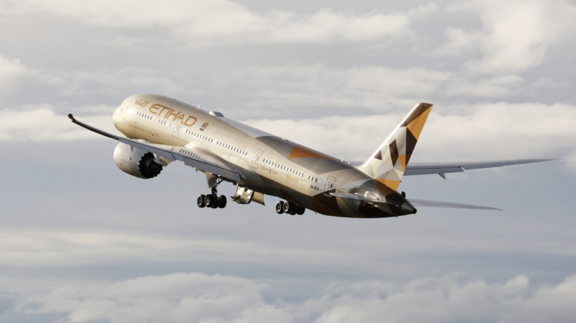 Etihad Airways and NATS collaborate to improve global operations
