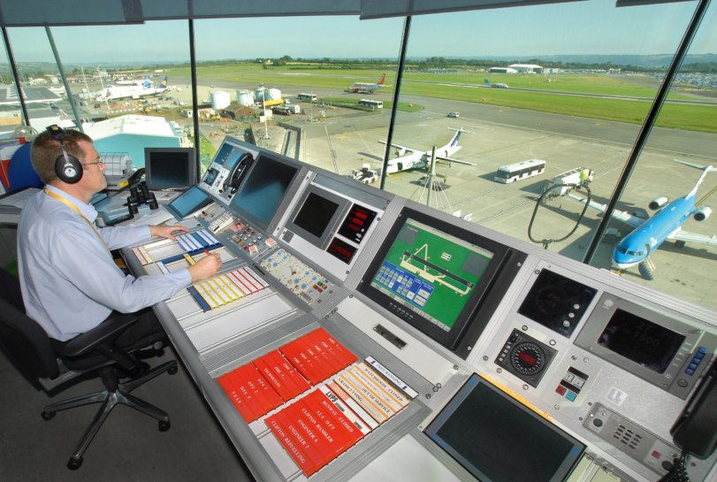 NATS helps future-proof airfield voice communications at Bristol Airport