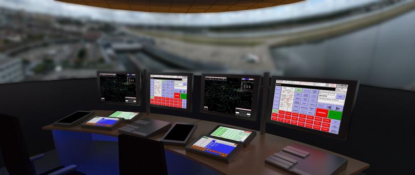 Digital 'remote' towers
