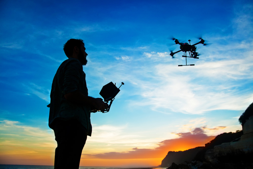 Updated Drone Assist app to propel responsible flying