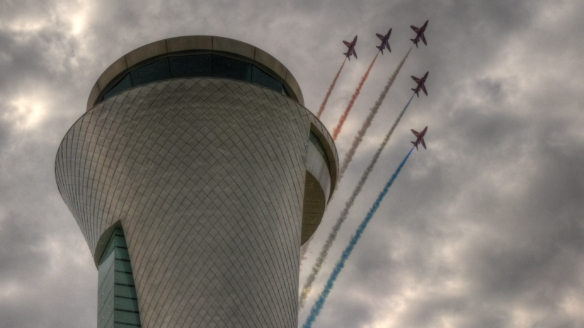 NATS secures 10 year contract with TAG Farnborough Airport