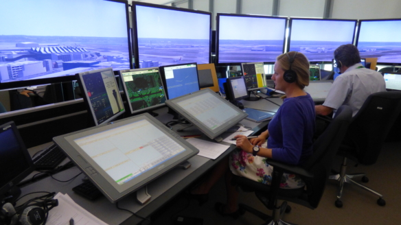 New simulations highlight potential for more efficient runway operations