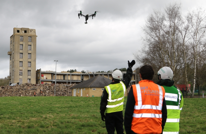New training partnership poised to propel UK commercial drone industry to new heights