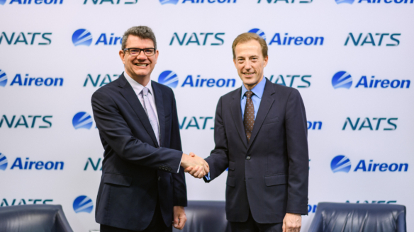 NATS takes equity stake in Aireon to help accelerate technology revolution in global aviation surveillance