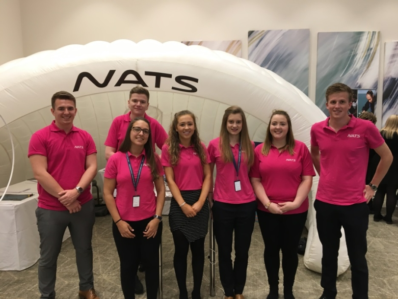 NATS inspires hundreds of young people into STEM roles