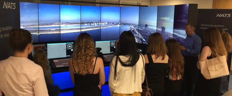 Air traffic control hosts annual 'Bring Your Daughter to Work Day'