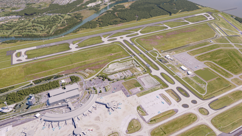 NATS signs partnership agreement with Brisbane Airport Corporation