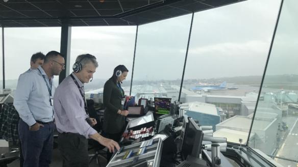 NATS installs new digital flight strip system at Bristol Airport