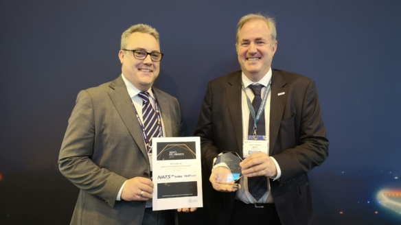 NATS recognised at annual air traffic awards