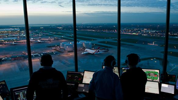 June air traffic figures show increase in flights
