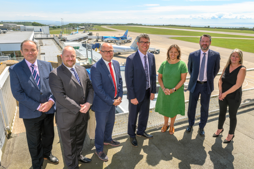 NATS secures ten year contract at Cardiff Airport