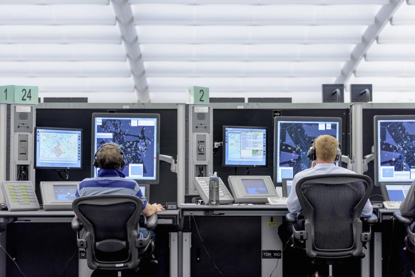 Air traffic numbers heat up as summer holidays get underway