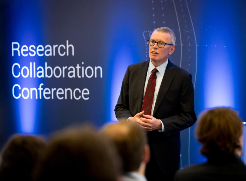 Research Collaboration Conference brings together aviation masterminds