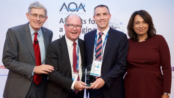 NATS project with AiQ Consulting wins Best Solution Provider at AOA Awards