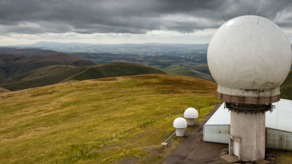 Advanced new radar at Lowther Hill to enable more wind energy generation